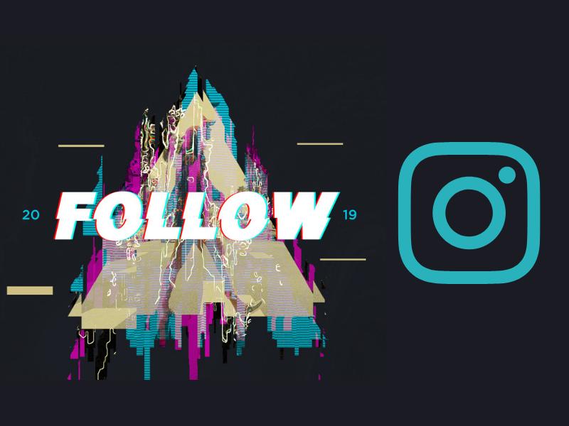 FOLLOW 2019 – Instagram Promo Graphics