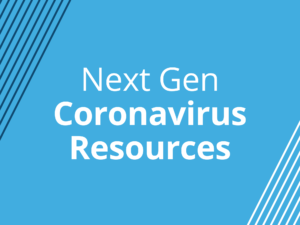 NextGen Coronavirus Resources