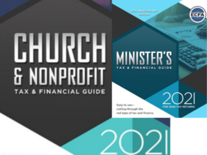 Church & Minister's 2021 Tax Guide