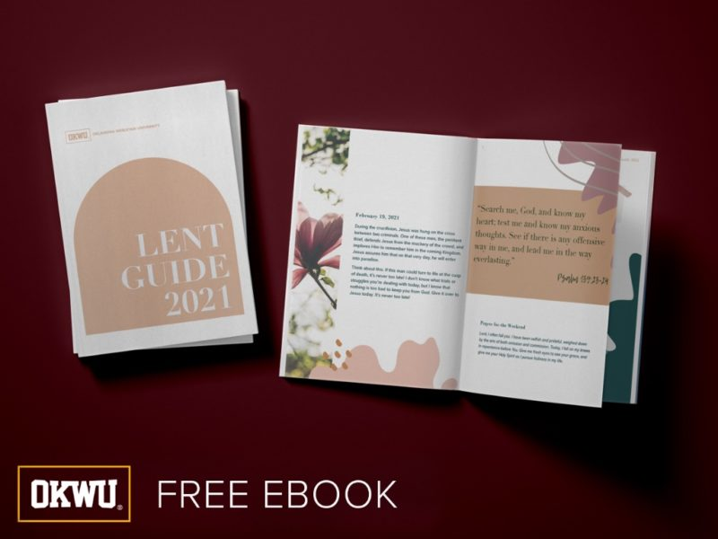 OKWU Lent Guide