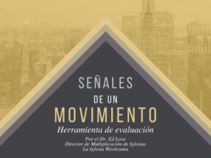 Señales de un Movimiento: Herramienta de evaluación
