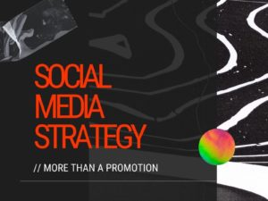 Next Gen Social Media Strategy