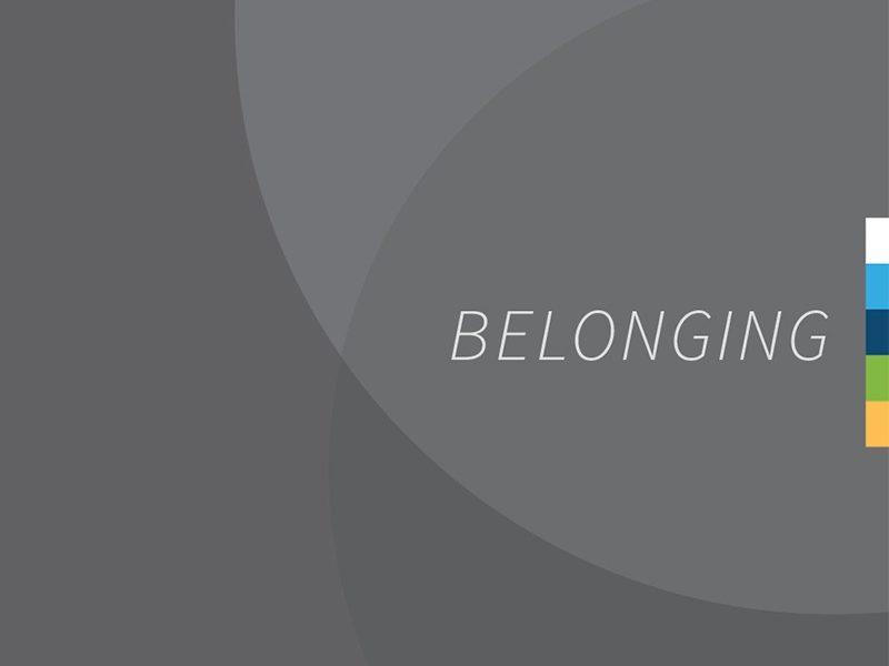Belonging – Shepherding Resource