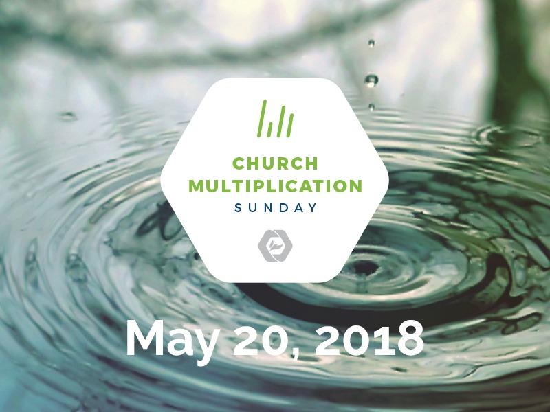 Church Multiplication Sunday 2018 | All-Church Kit