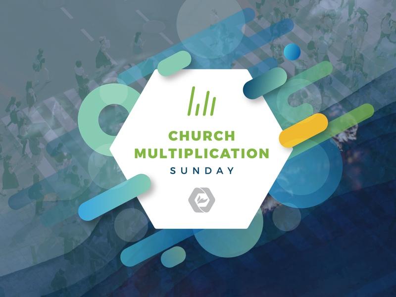 Church Multiplication Sunday 2019 | All-Church Kit