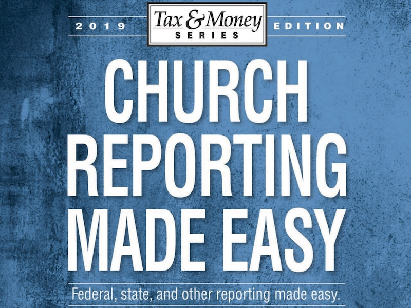Church Reporting Made Easy | 2019 Edition