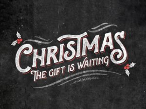Christmas | The Gift is Waiting
