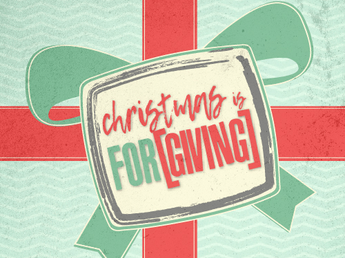 Christmas is For(Giving)