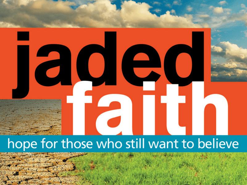 Jaded Faith – Shepherding Resource