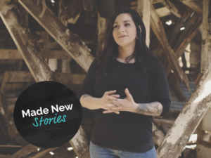 Made New Stories – Darkness to Light