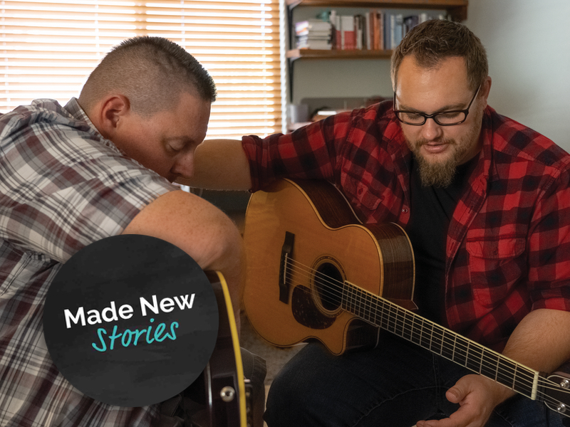 Made New Stories – We are Storytellers