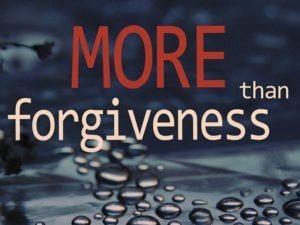More Than Forgiveness – Shepherding Resource