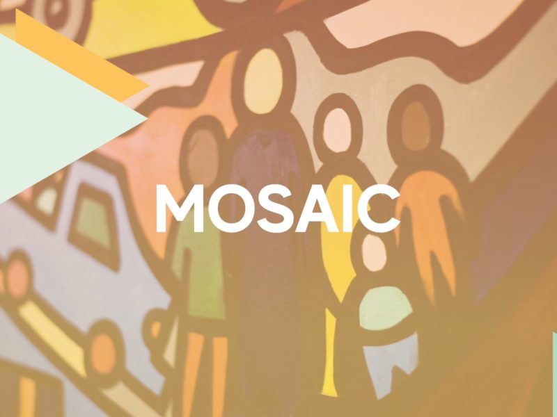 Made New Stories – We are MOSAIC
