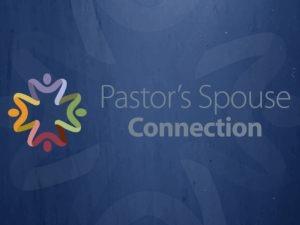 Pastor's Spouse Connection
