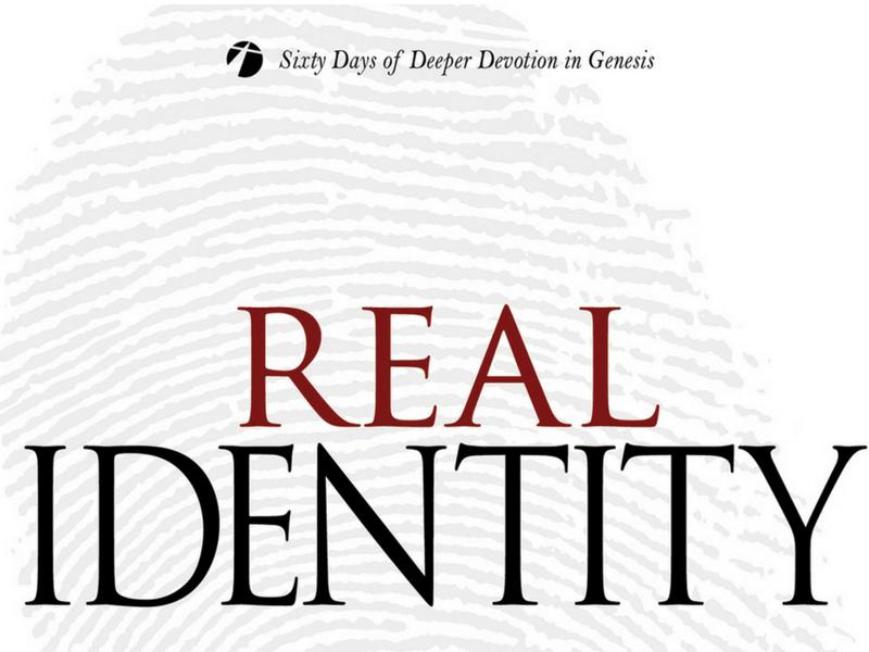 Real Identity – Shepherding Resource