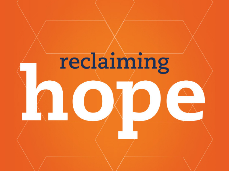 Reclaiming Hope – Shepherding Resource