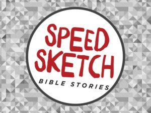 Speed Sketch Bible Stories