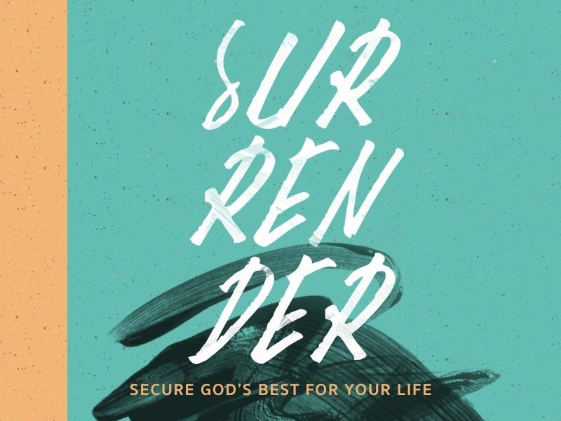 Surrender – Shepherding Resources