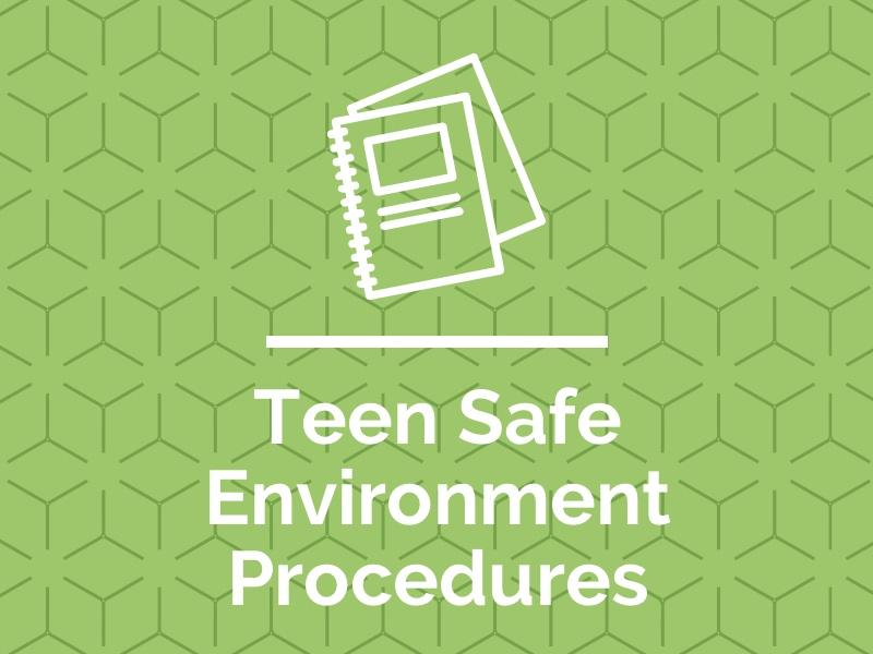 Ransom Teens Safe Environment Procedures