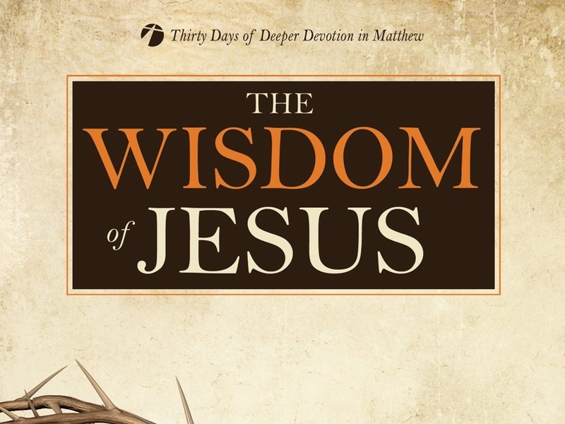 The Wisdom of Jesus – Shepherding Resource