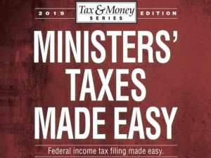 Ministers' Taxes Made Easy | 2019 Edition