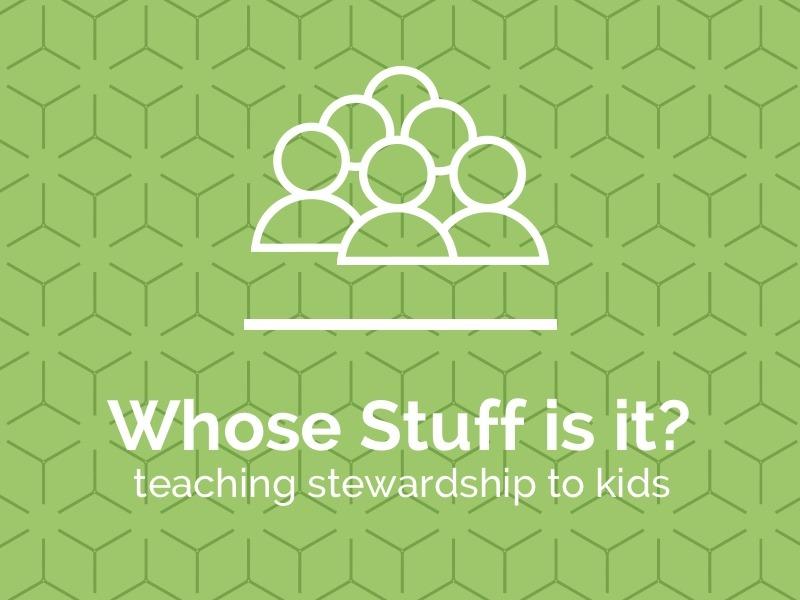 Whose Stuff is it?