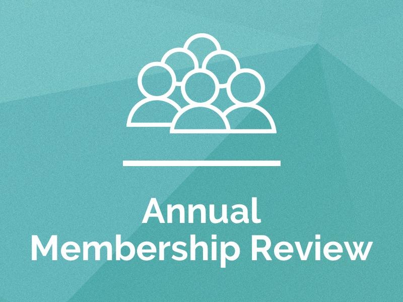 Annual Review of Membership   Wesleyan Church of Hamburg