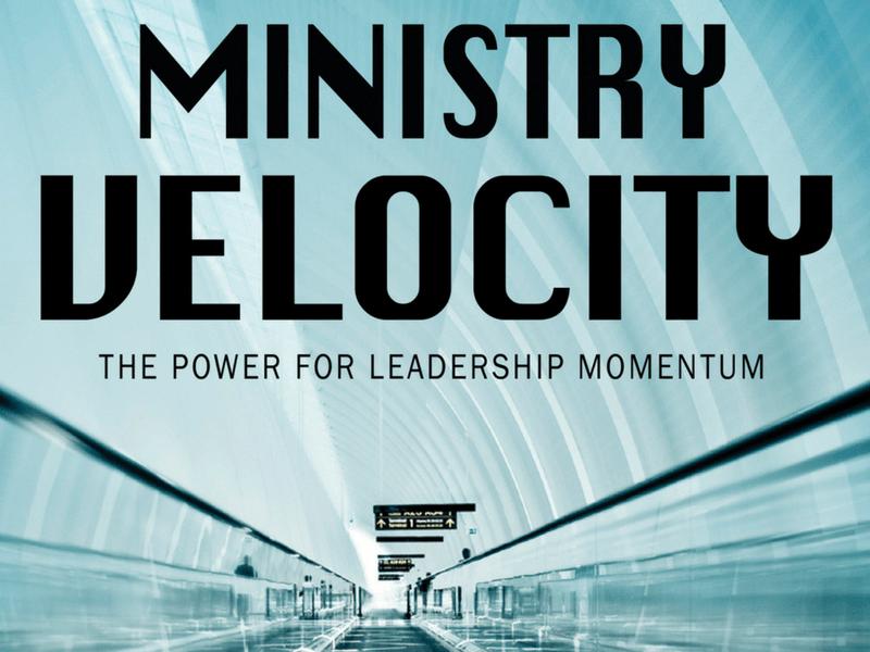 Ministry Velocity – Shepherding Resource