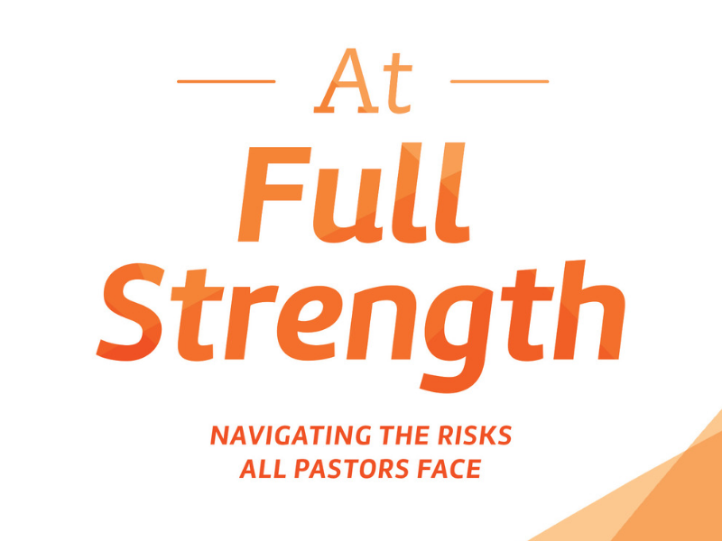 At Full Strength – Shepherding Resource